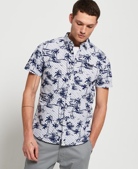 Superdry Short Sleeve International Vacation Shirt