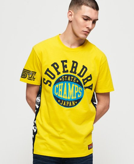 Superdry T-shirt semi-épais Podium