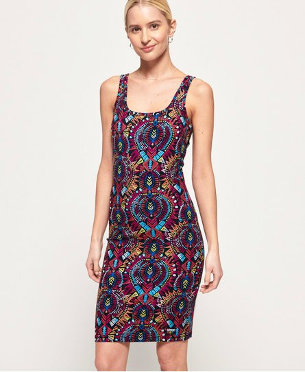 Superdry Bodycon Mini Dress
