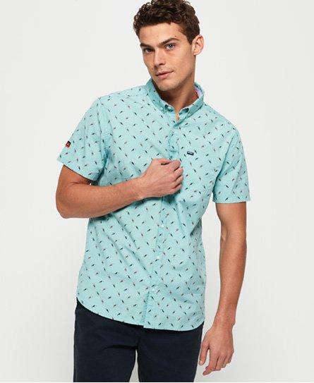 Premium Shoreditch overhemd met korte mouwen 148665
