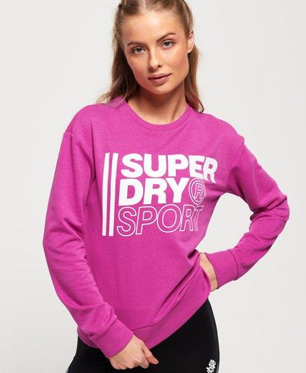 Superdry Core Sport Crew Sweatshirt
