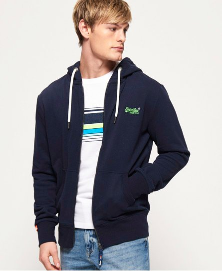 Superdry Sudadera ligera con capucha Orange Label