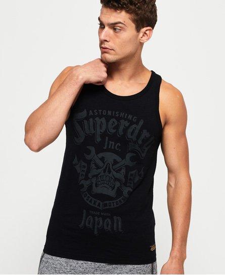Camiseta de tirantes medianos Motor Club150984