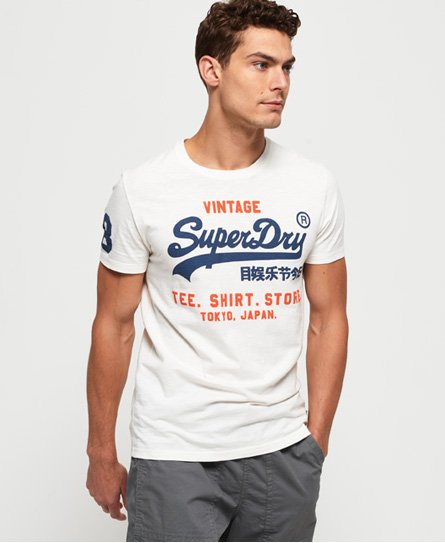 Superdry Camiseta Shirt Shop Duo Mid