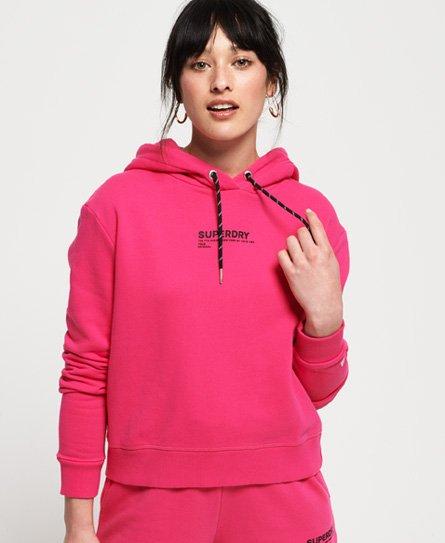 Superdry Elissa korte hoodie