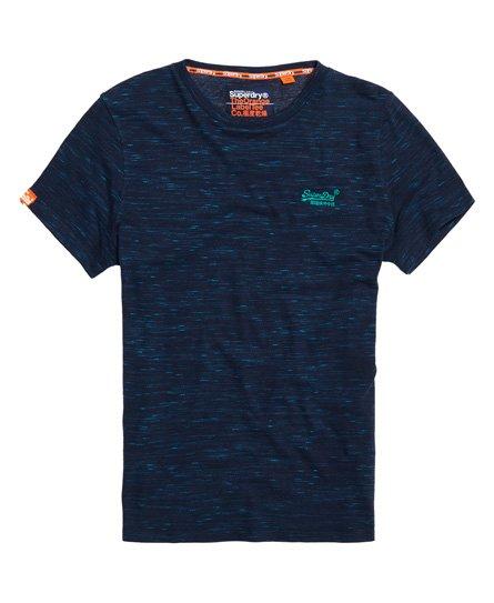 Superdry T-shirt ricamata Orange Label Vintage