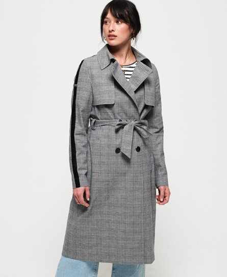 Superdry Trench-coat Edit