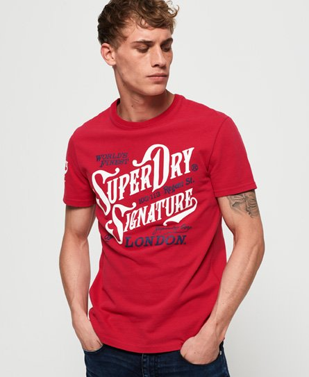 Superdry T-shirt Flagship