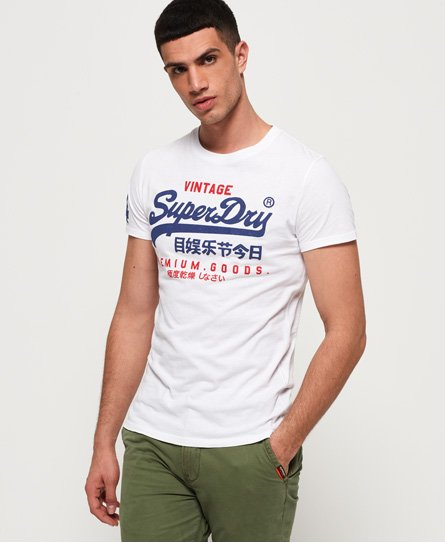 Superdry T-shirt léger Premium Goods Duo