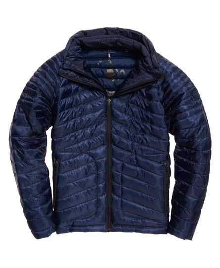 Superdry Fuji Double Zip Through Jacket