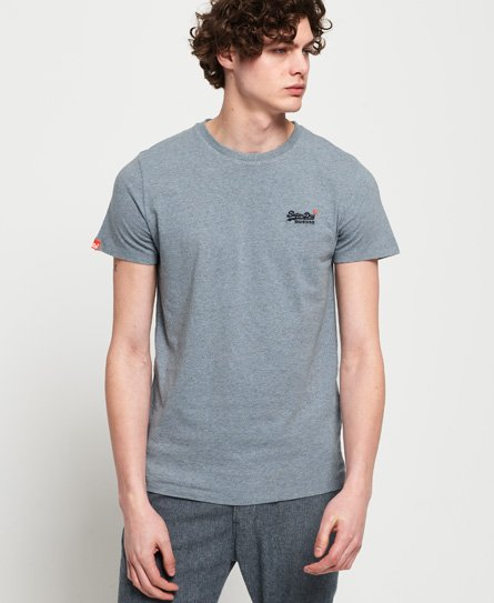 Superdry Orange Label Organic Cotton Vintage T-Shirt
