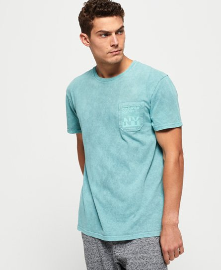 Superdry Kastenförmiges Superdry Surplus Goods T-Shirt für Herren.