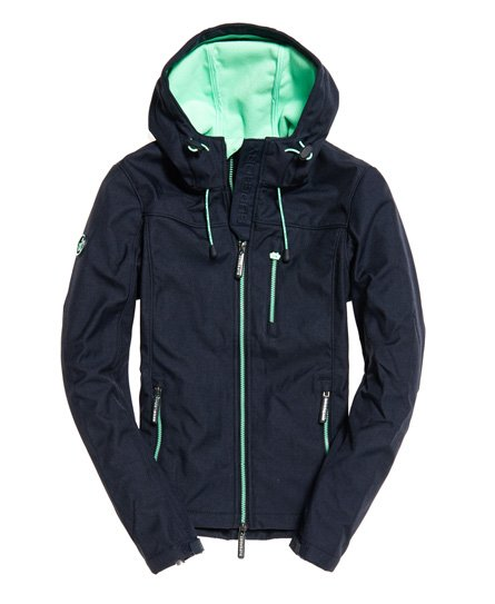 Superdry Hooded SD-Windtrekker Jacket