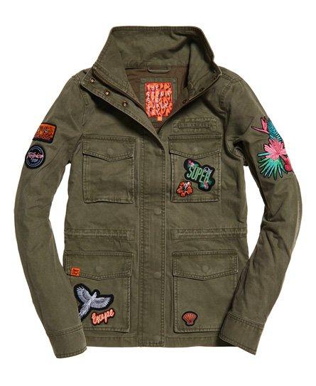 Superdry Rookie Havana Jacket
