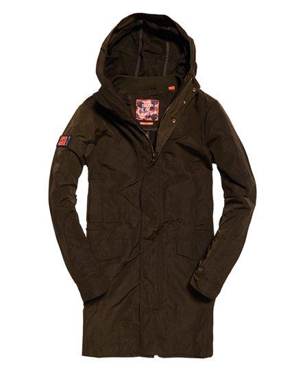 Superdry Premium Arc Parka Jacket