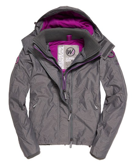 Pop Zip Hooded Arctic SD-Windcheater109074