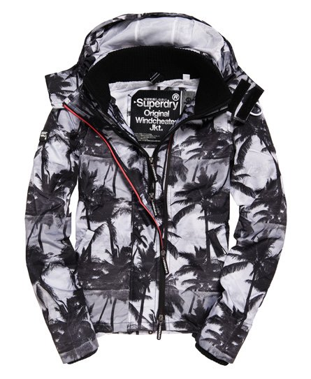 Superdry Black Edition SD-Windcheater Jacket