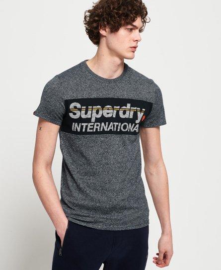 Superdry International Panel T-Shirt