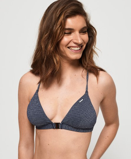 Superdry Kasey Fixed Triangle Bikini Top