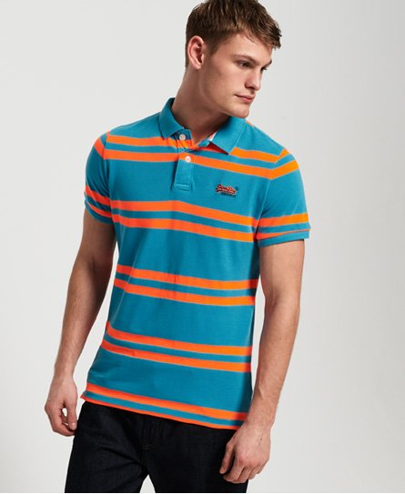 Superdry Beach Volleyball Polo Shirt