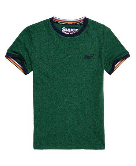 1d368996 Superdry Orange Label Cali Stack T-shirt - Herrer T-shirts