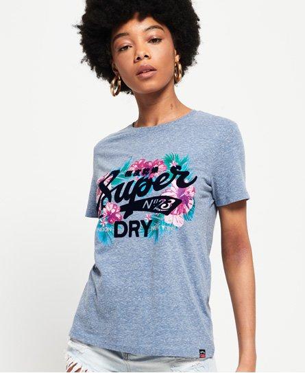 Superdry T-shirt rafale Super 23 Tropical