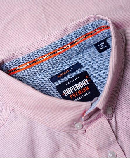 e5ffadd3 Superdry Premium University Jet-skjorte med korte ermer - Herre Skjorter