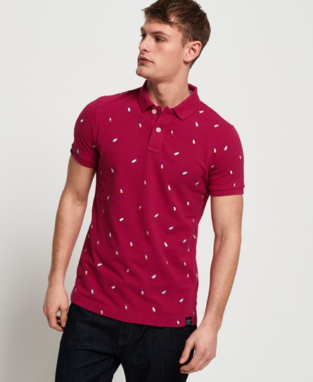 Superdry Bermuda City Polo Shirt