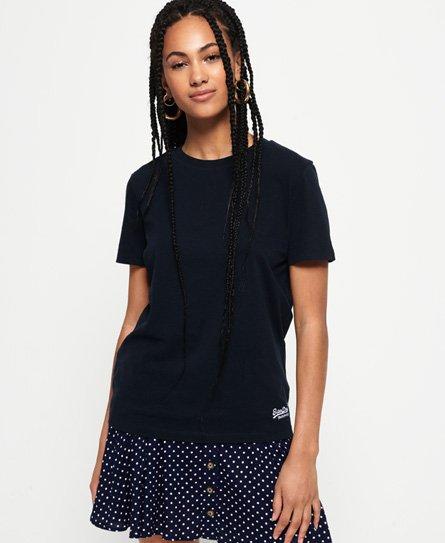 Superdry T-shirt ras du cou Orange Label