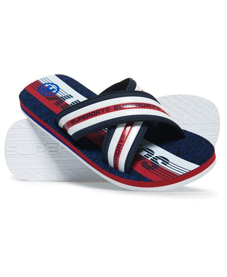 Trophy Cross Strap Flip Flops151179