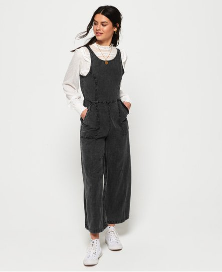 Superdry Ingrid Culotte Jumpsuit