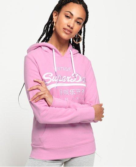 f6b4a9397 Hoodies for Women | Ladies Sweatshirts | Superdry