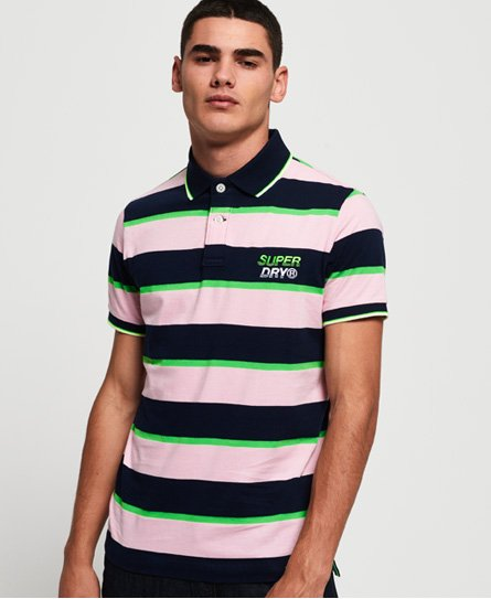 Superdry Skate Luxe Polo Shirt