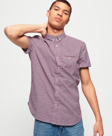 Superdry Premium University Jet Short Sleeve Shirt