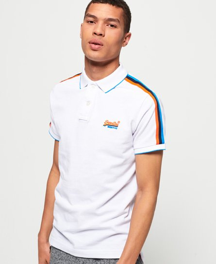 Superdry Team Sports Cali Polohemd thumbnail 1