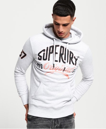 Superdry Leichtes Heritage Classic Hoodie