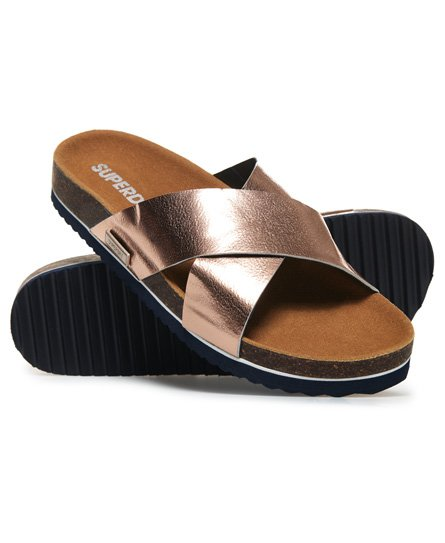 Superdry Luxe Sliders
