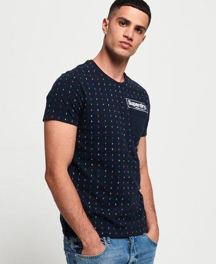 Superdry T-shirt Engineered