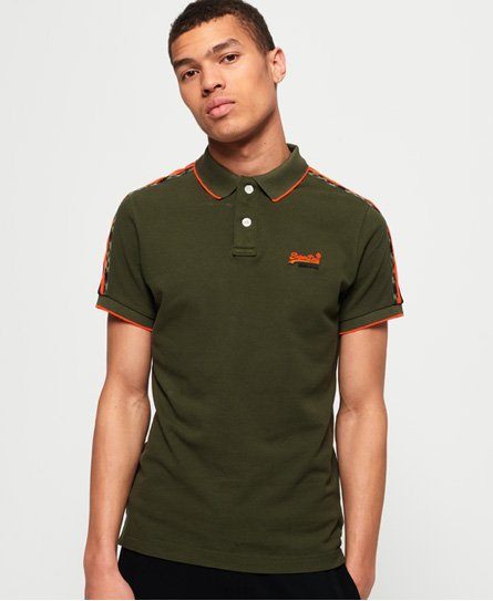 Superdry Polo Team Sports Cali