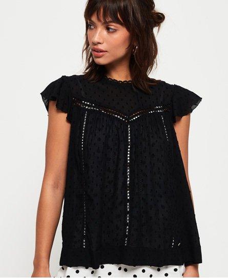 Superdry Monika Cutwork Vest Top