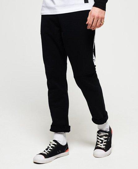Superdry Pantalon de survêtement Black Label Edition
