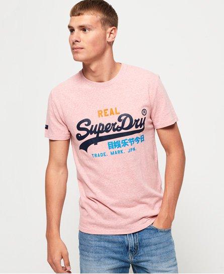 Superdry Vintage Logo Tri-Colour T-shirt
