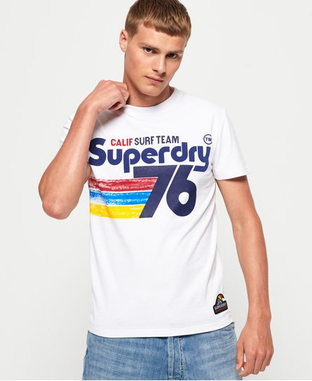 Superdry T-shirt 76 Surf