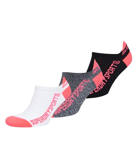 Coolmax Trainer Socks - 3 Pack117487