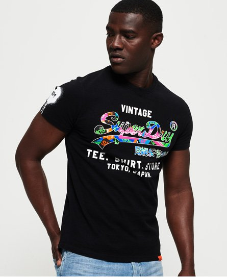 ca1abf4c84acd8 Superdry NL  Heren T-Shirts