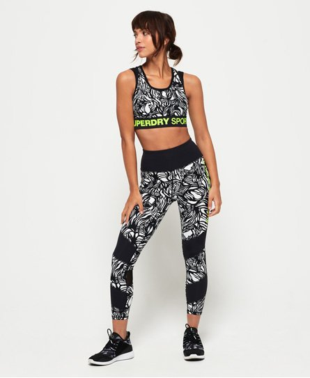 Active Mesh 7/8 Leggings148945