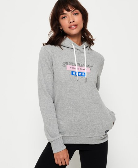60af4ad91 Hoodies for Women | Ladies Sweatshirts | Superdry