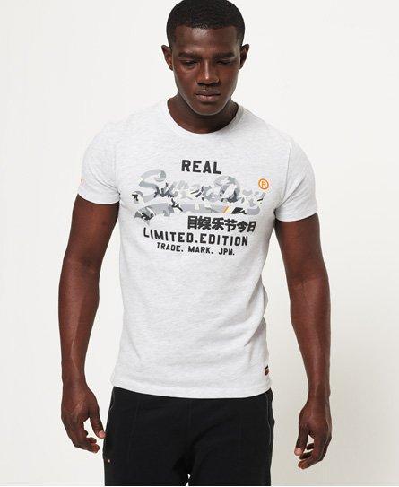 Superdry Vintage Logo Fero T Shirt Herren T Shirts