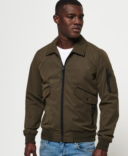 Superdry Rookie Harrington pilotjakke