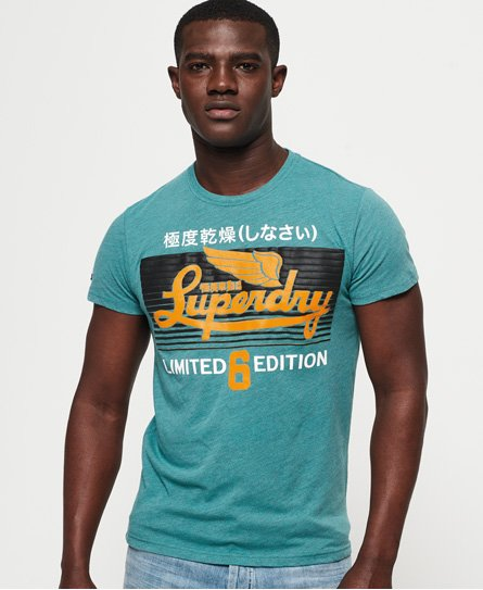 Superdry Limited Icarus Lite Fade T-Shirt